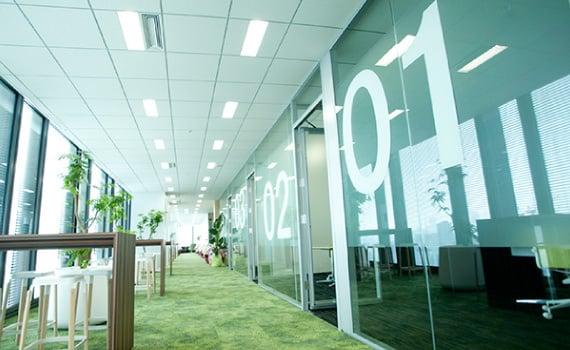 SoftBank Technology Meeting Room